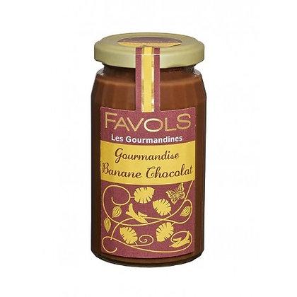 Gourmandise BANANE CHOCOLAT - Favols