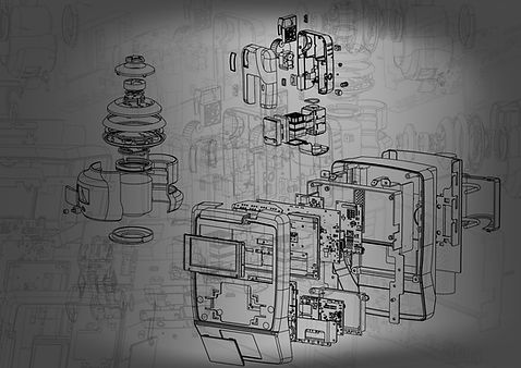 Mechanism Engineering-Industrial Design wzornictwo przemysłowe 機構設計