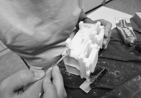 Prototyping-Industrial Design wzornictwo przemysłowe 原型製作