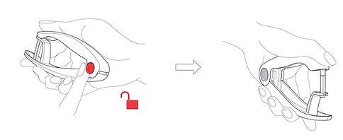 櫻桃去籽器 產品研發改良 商品設計 模型製作 量產 台灣產品設計 Desain pengembangan produk Taiwan