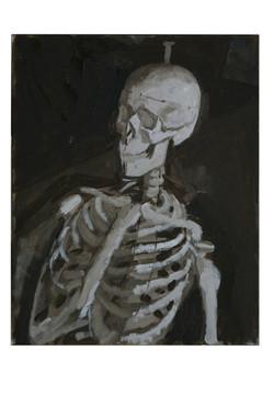 Skeleton in the Studio 1