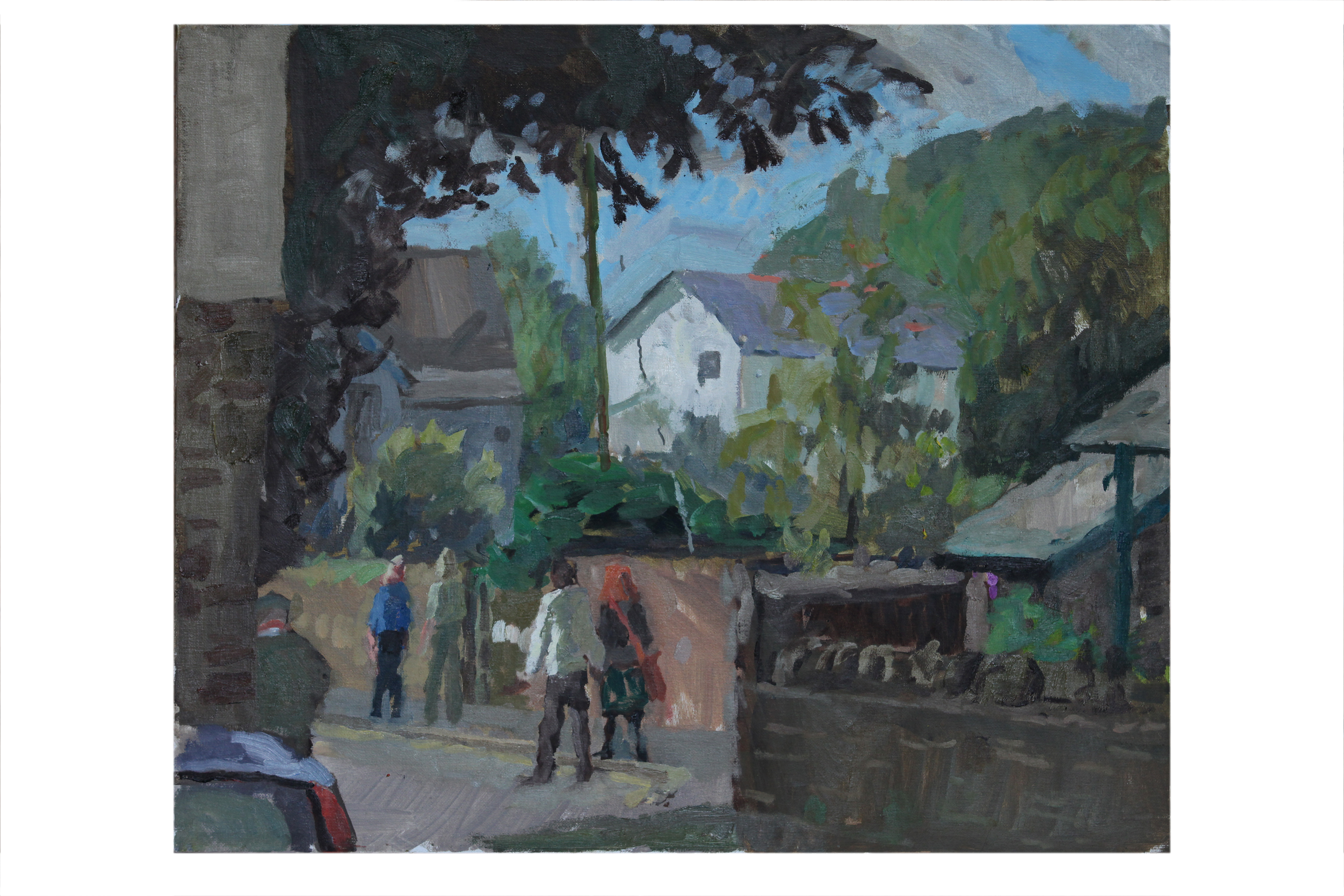 Castle Road,Okehamton
