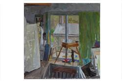 Studio interior late summer