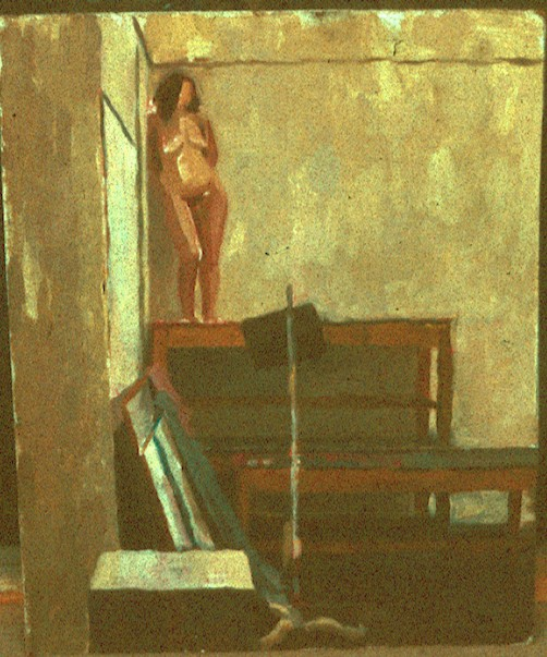 First Nude at Camberwell