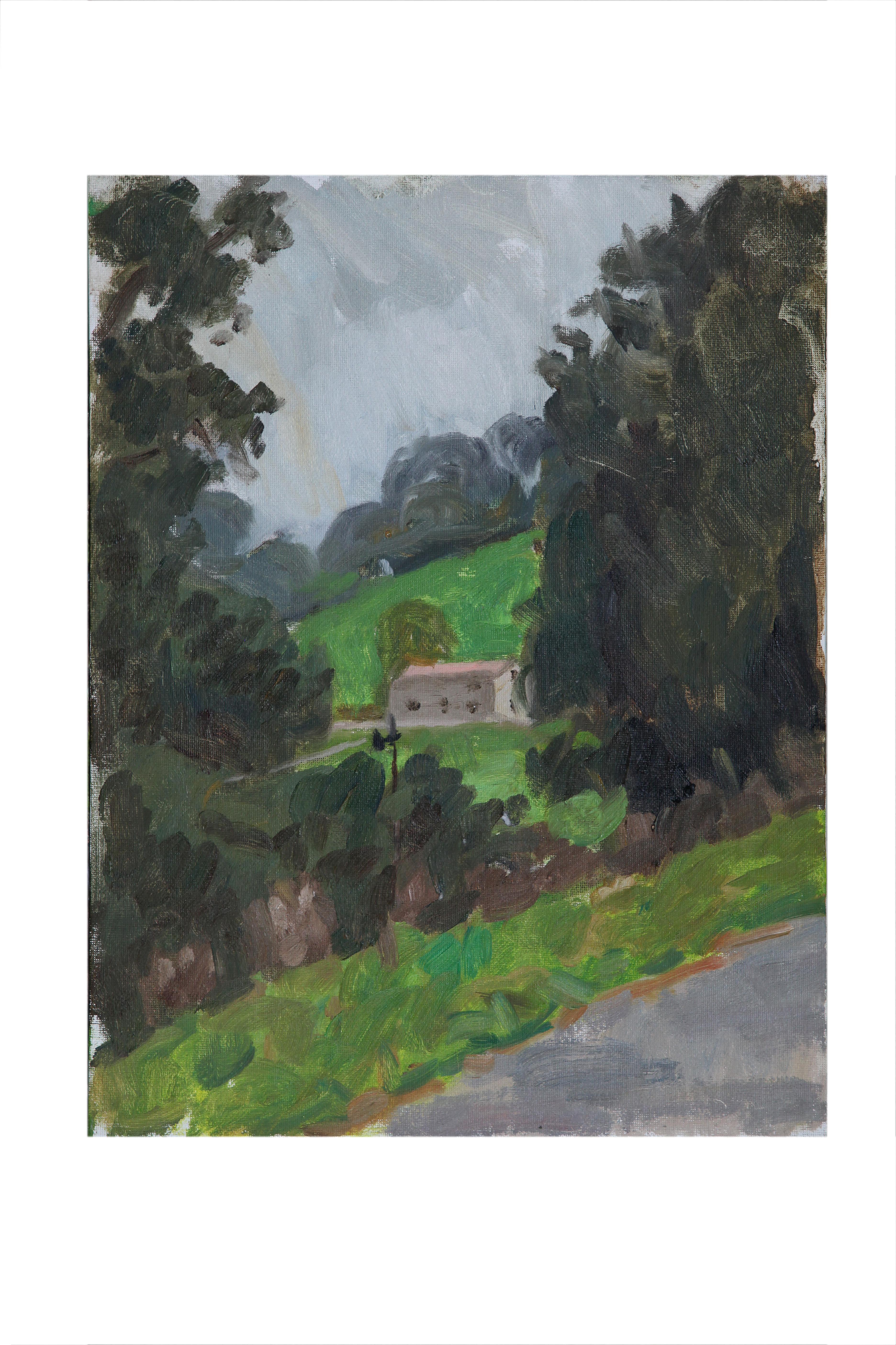 House across the valley,San Roque de rio