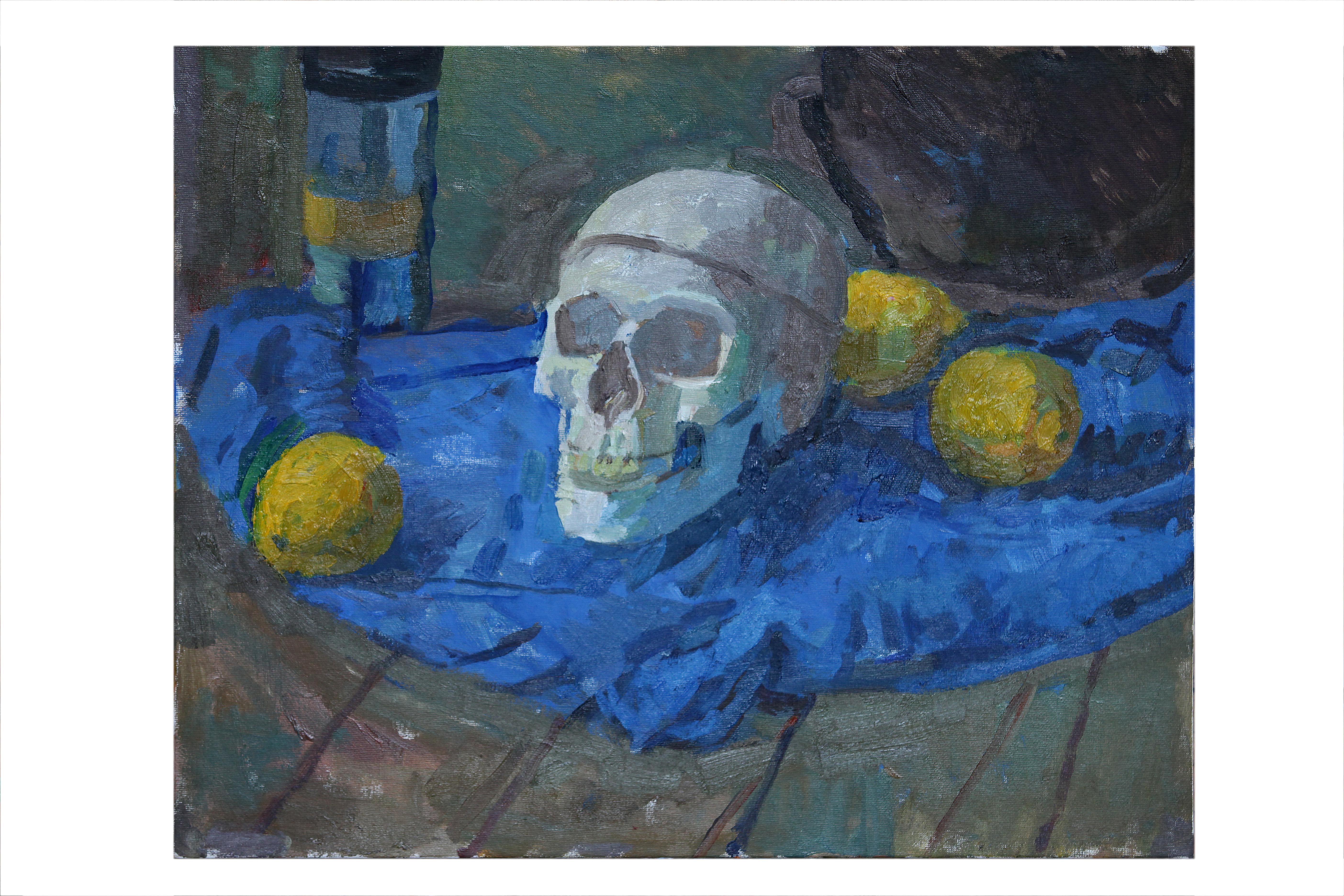 Skull and Lemons