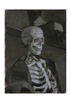 Skeleton In the Studio 2