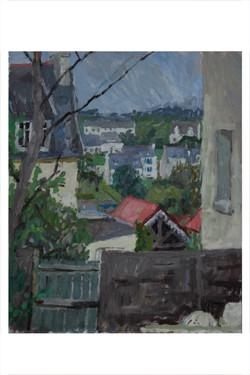 View from 15 Cap de Chévre