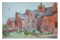 Derelict  Houses Liverpool 8