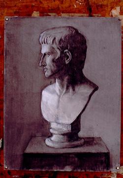 Plaster Caste of Augustus