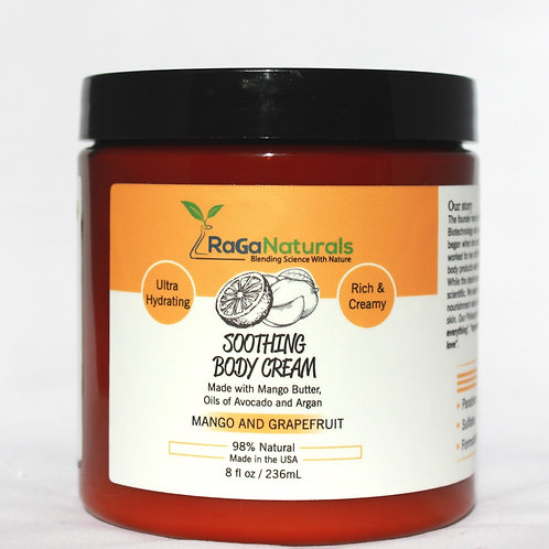 Soothing Body Cream - Tropical Bliss