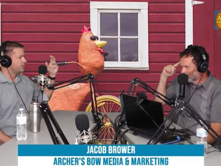 WATCH: Archer's Bow president talks business on local show