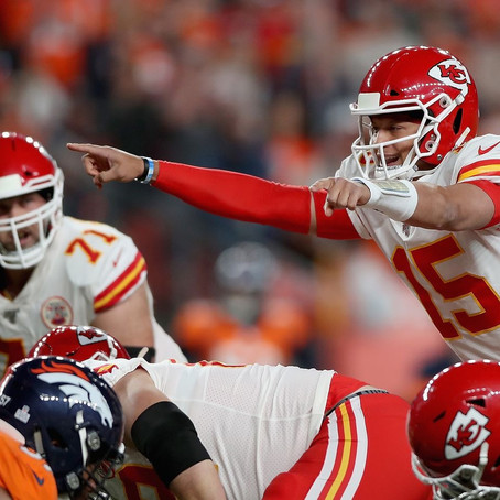 Chiefs' entire starting o-line to play this week