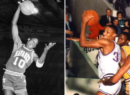 Pippen, Rodman played against Missouri Southern
