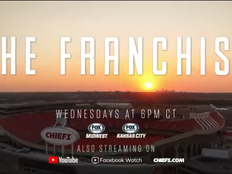 Chiefs announce behind-the-scenes show called 'The Franchise'