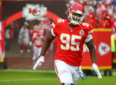 Sources: Chiefs to use franchise tag on DT Chris Jones