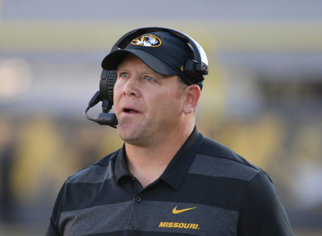 Mizzou fires coach Odom after humiliating win over Arkansas