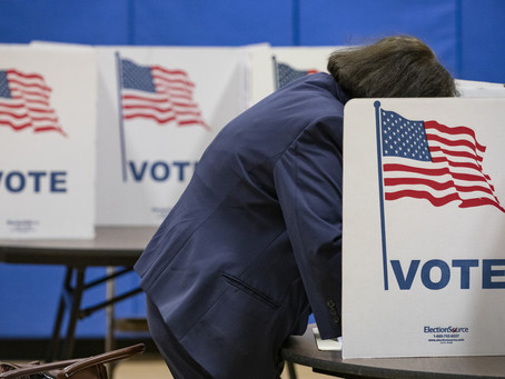 The polls open at 6 a.m. Is it really necessary to vote that early?