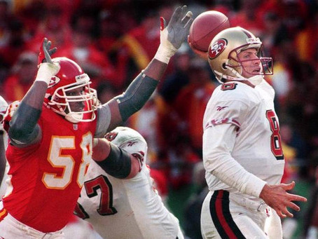 Derrick Thomas for Steve Young: The franchise-altering trade that almost was