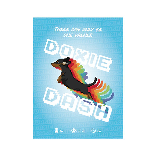 Doxie Dash Card Game