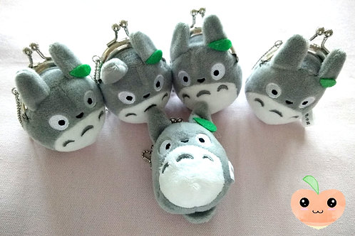 Porte clé Totoro peluche