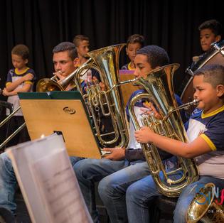 Bandas Sinfônicas Escolares