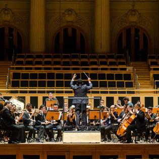 Orquestra Sinfônica na Sala São Paulo