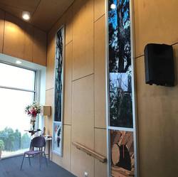Memorial windows