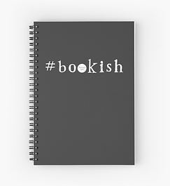 'Bookish' notebook