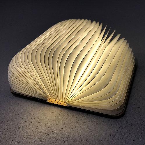 Book light opened