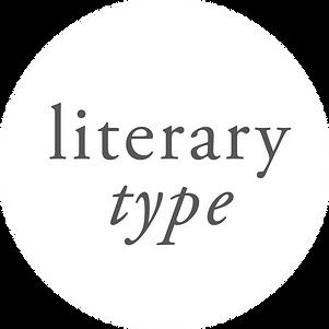 Literary Typo logo
