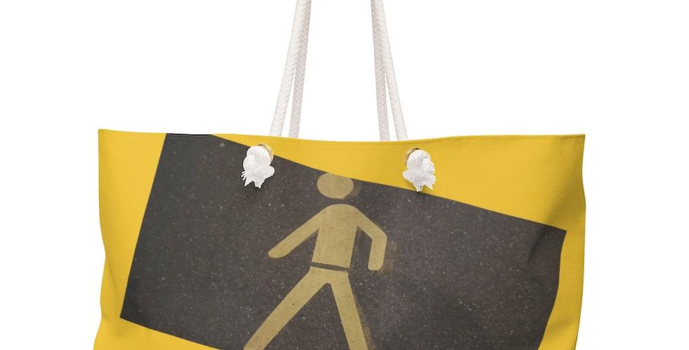 Your Mr Crosswalk Weekender Bag