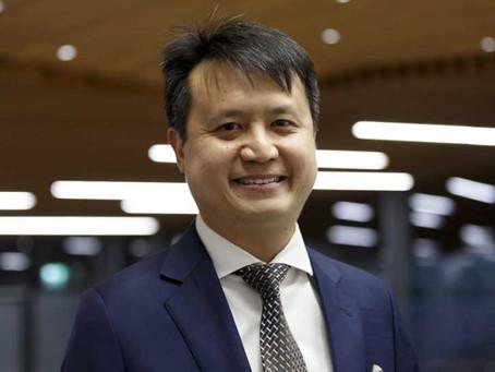 Daren Tang: o novo diretor da WIPO