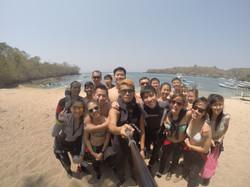 Wefie | Padang Bai