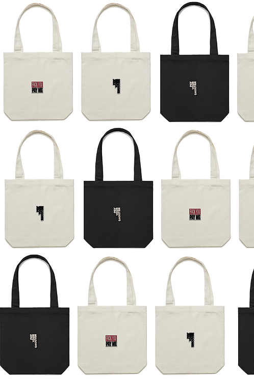 PYS PATCH TOTE