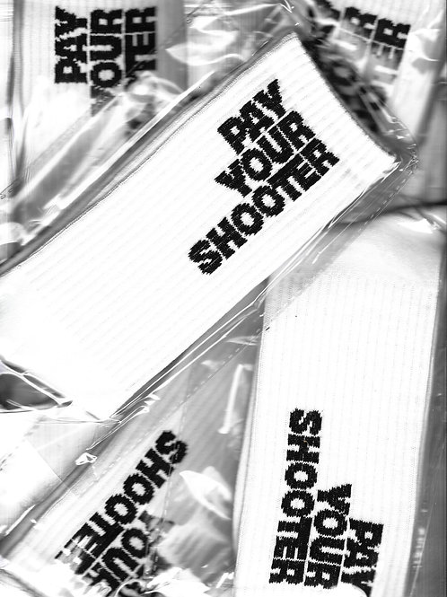 [3PAC] PAY YOUR SHOOTER SOCK