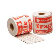 Fragile & Moving Labels