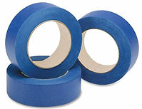 Blue Painters' Masking Tape