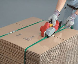 Strapping Palletizing