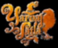Logo - Yareaj Laila - Dorado Sin Fondo -