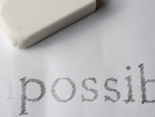 THE IMPOSSIBLE - BECOMES POSSIBLE