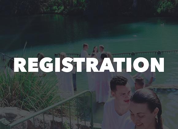 CM Registration Deposit