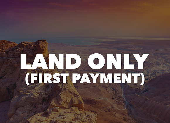 Mt. Lassen - Land Only (First Payment)