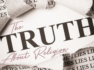 The Truth About Religion