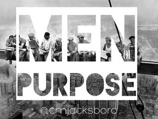 Men Of Purpose - Wednesday, May 2