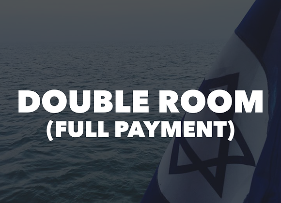 CM Double Room (Full Payment)