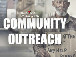 Community Outreach Meeting - Wednesday, April 26