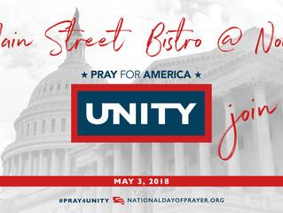 National Day Of Prayer - May 3