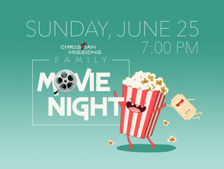 Family Movie Night - Sunday, June 25