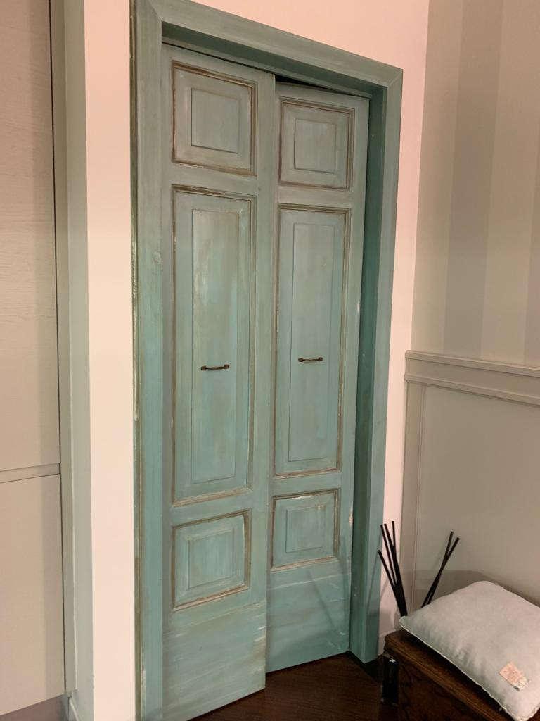 Porta abitazione privata